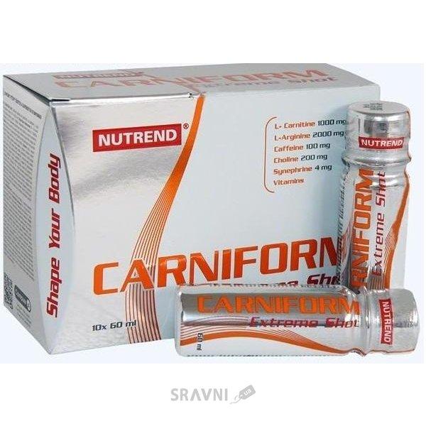 Фото Nutrend Carniform Extreme Shot 60ml