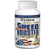 Фото Weider Speed Booster 50 tabs