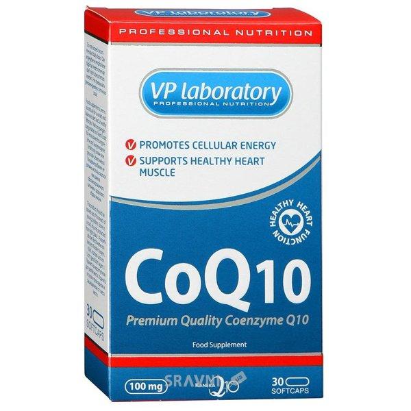 Фото VPLab CoQ10 30 caps