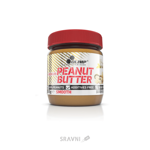 Фото Olimp Labs Peanut Butter crunchy 350g