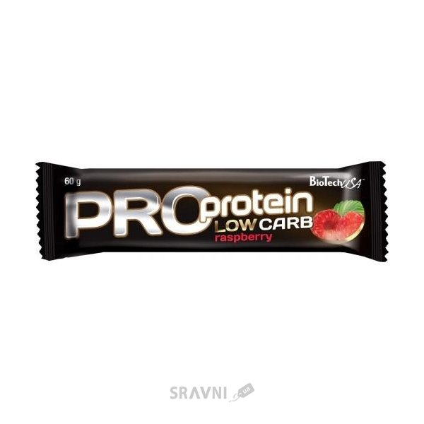 Фото BioTech Pro Protein Low Carb Bar 60 g