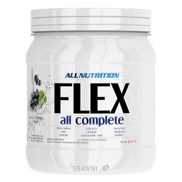 Фото All Nutrition AllNutrition Flex All Complete 400 g (20 servings)
