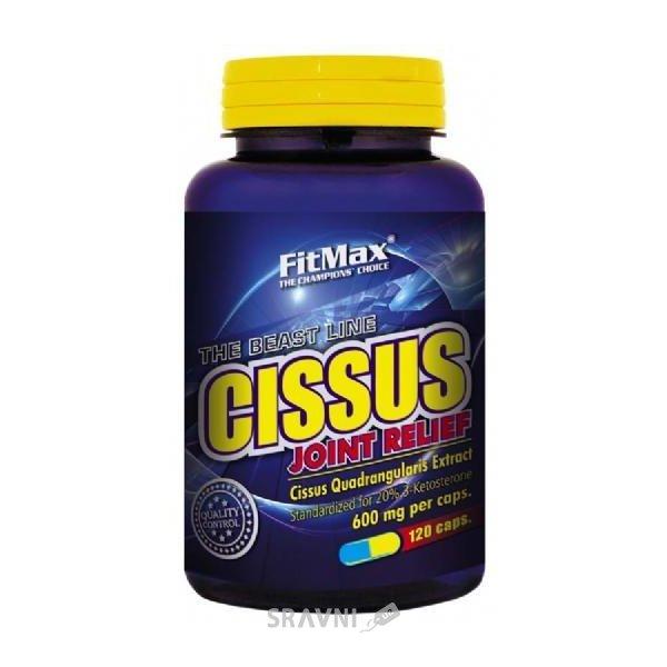 Фото FitMax Cissus 120 caps