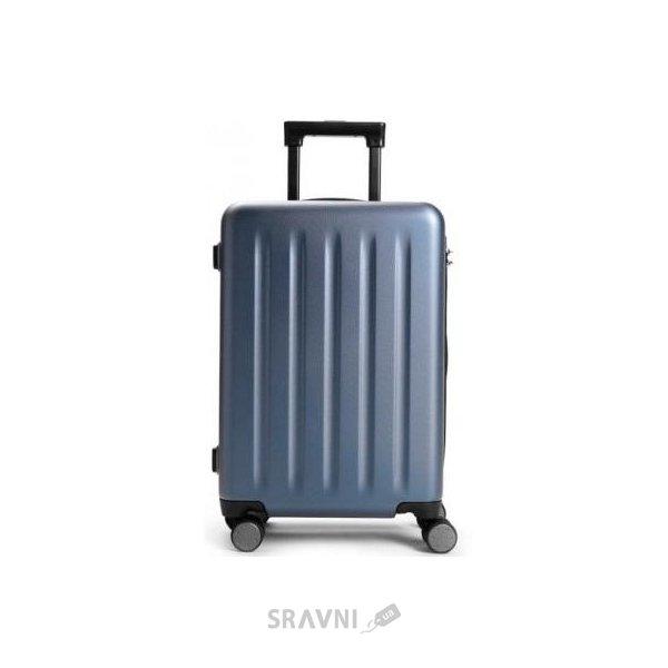 "Фото Xiaomi 90 points suitcase Blue aurora 24"""