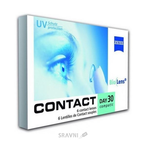 Фото Carl Zeiss Contact Day 30 compatic