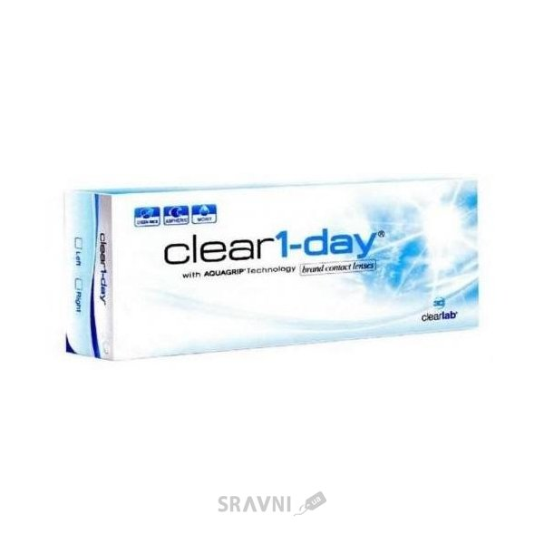 Фото ClearLab Clear 1-day