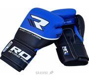 Фото RDX Боксерские перчатки Quad Kore