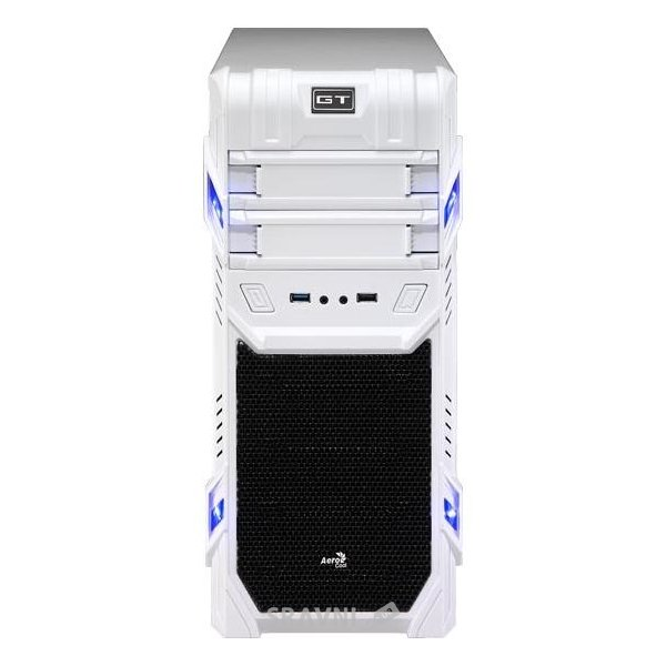 Фото Aerocool GT Advance White Edition White