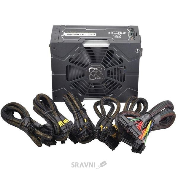 Фото XFX PRO1050W Black Edition (P1-1050-BEFX)