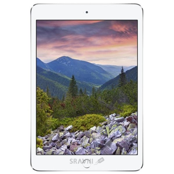 Фото Apple iPad mini 3 128Gb Wi-Fi