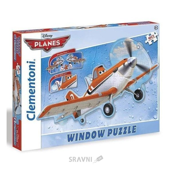 Фото Clementoni Window Самолетики (20111)