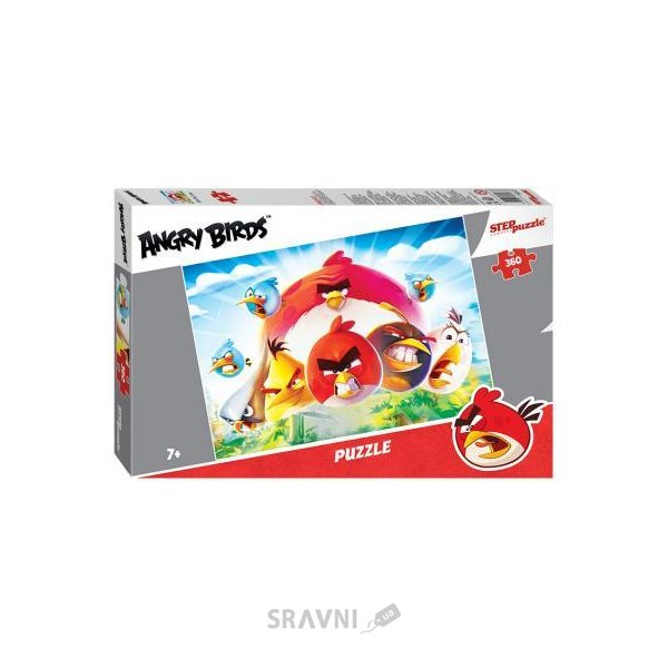 Фото Step puzzle Angry Birds (360 эл.) (96047)