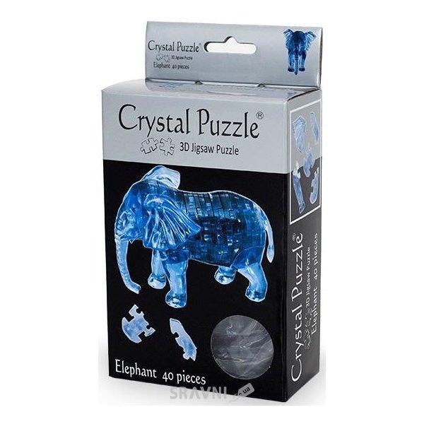 Фото Crystal Puzzle Слон (90135)