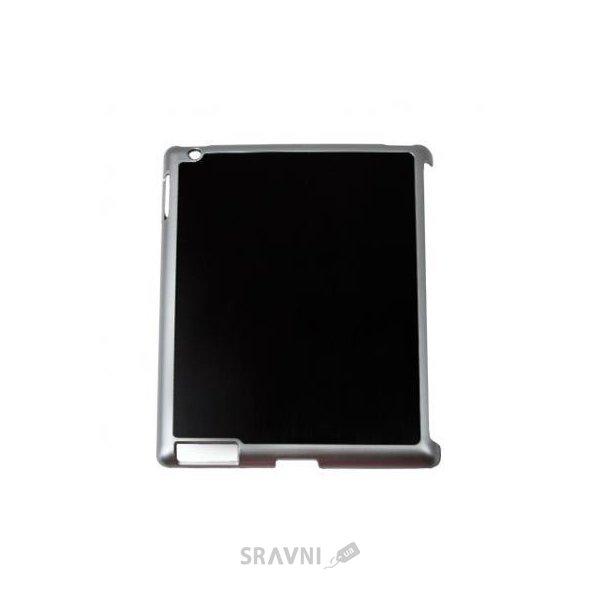 Фото Drobak Titanium Panel Apple iPad 3 Black (210243)