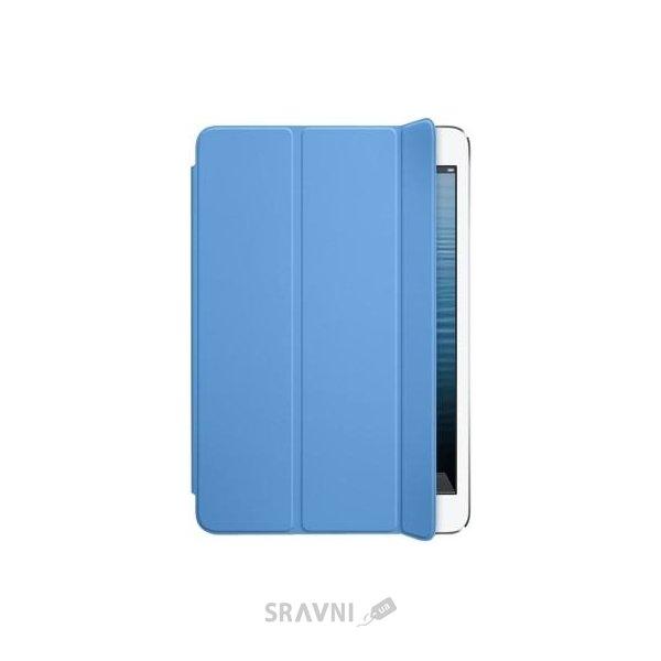 Фото Apple Smart Cover iPad mini - Blue (MD970)