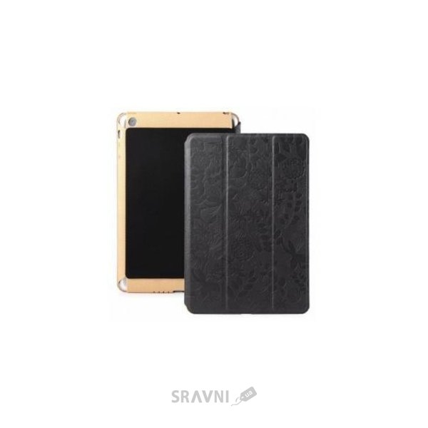 Фото Gissar Flora iPad Mini Black (36681)