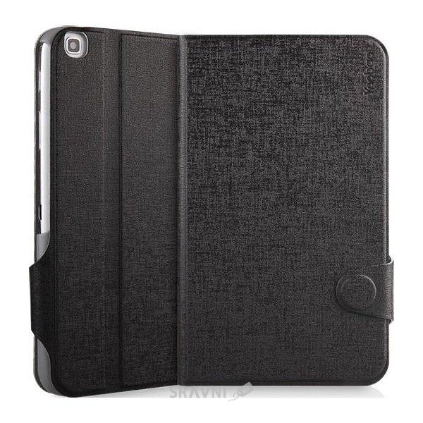Фото Yoobao Fashion leather case для Samsung Galaxy Tab 3 8.0 (LCSAMT310-FBK)