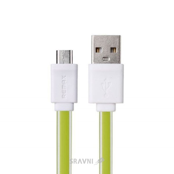 Фото Remax Color Cable Micro (Yellow)