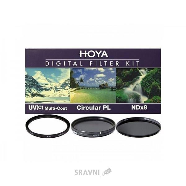 Фото HOYA Digital Filter Kit 72mm