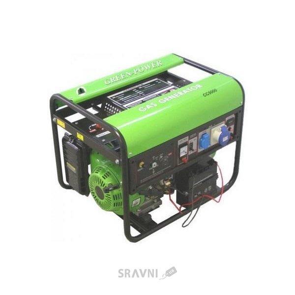 Фото Green Power CC5000AT-LPG/NG-T2