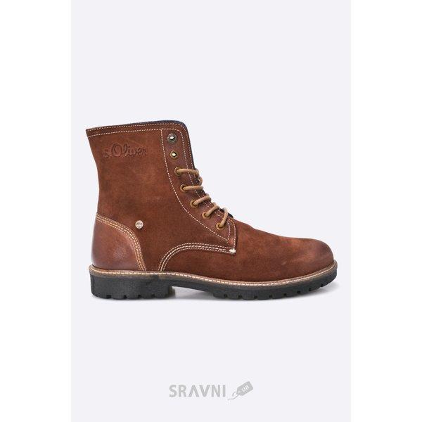 Фото s.Oliver s. Oliver - Высокие ботинки 4055163802738