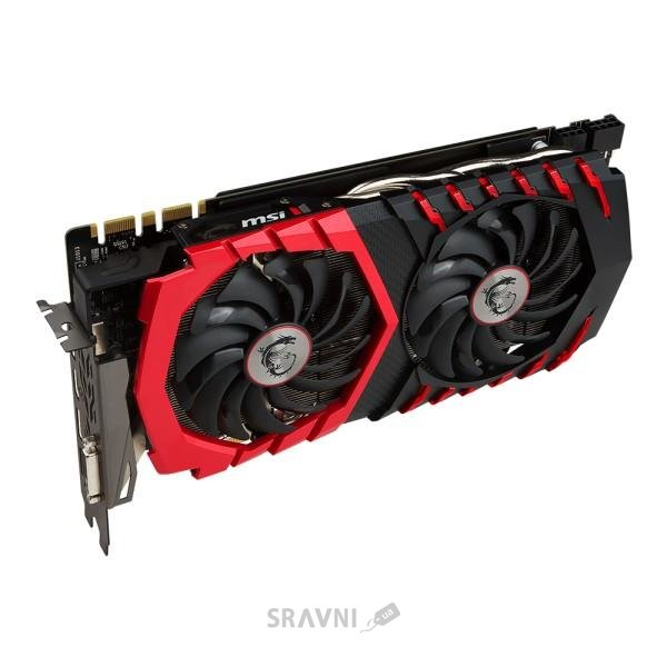 Фото MSI GeForce GTX 1080 GAMING 8G