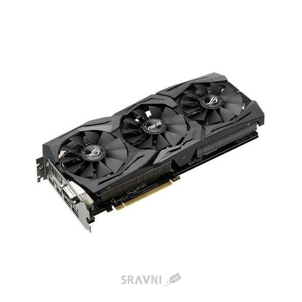 Фото ASUS GeForce GTX 1070 STRIX GAMING OC 8Gb (STRIX-GTX1070-O8G-GAMING)