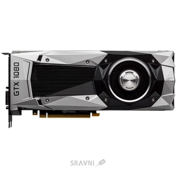 Фото ASUS GeForce GTX 1080 Founders Edition 8Gb (GTX1080-8G)