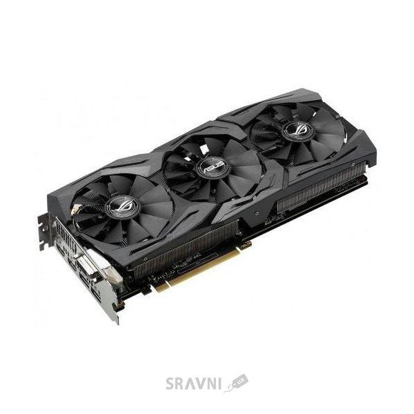 Фото ASUS GeForce GTX 1060 STRIX GAMING OC 6Gb (STRIX-GTX1060-O6G-GAMING)