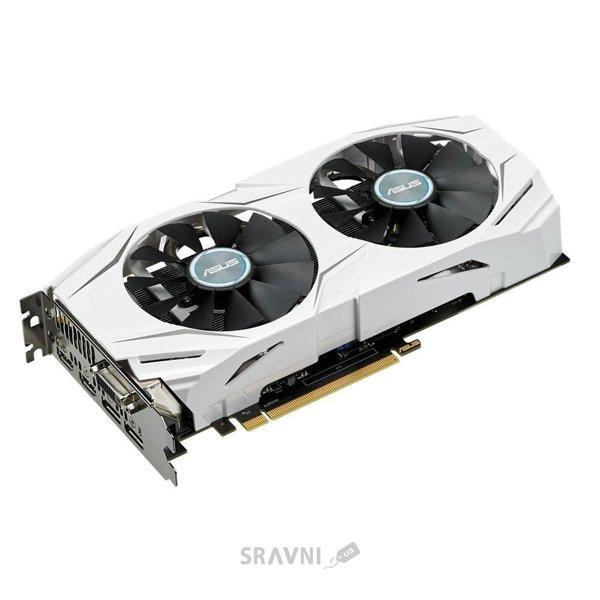 Фото ASUS GeForce GTX 1070 DUAL OC 8Gb (DUAL-GTX1070-O8G)