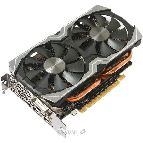 Фото Zotac GeForce GTX 1060 AMP! Edition 6Gb (ZT-P10600B-10M)