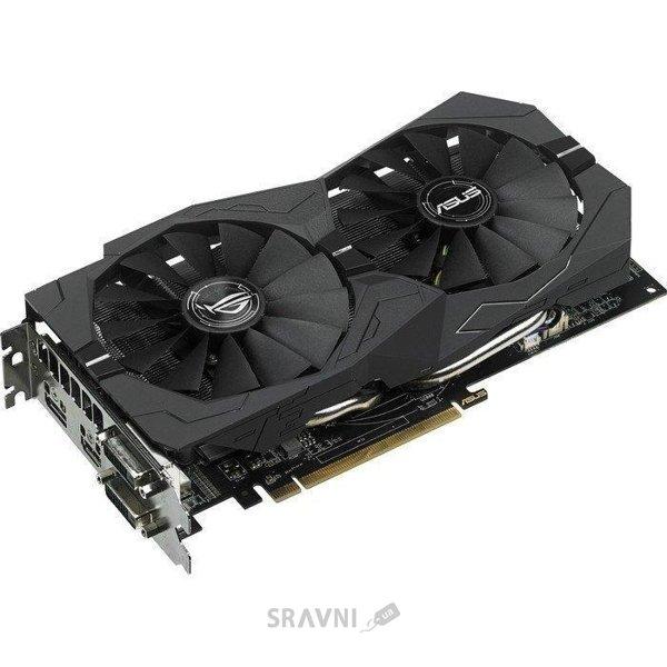 Фото ASUS Radeon RX 470 ROG STRIX 4Gb (STRIX-RX470-4G-GAMING)
