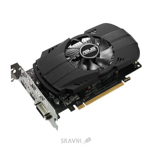 Фото ASUS GeForce GTX 1050 Ti Phoenix 4Gb (PH-GTX1050TI-4G)