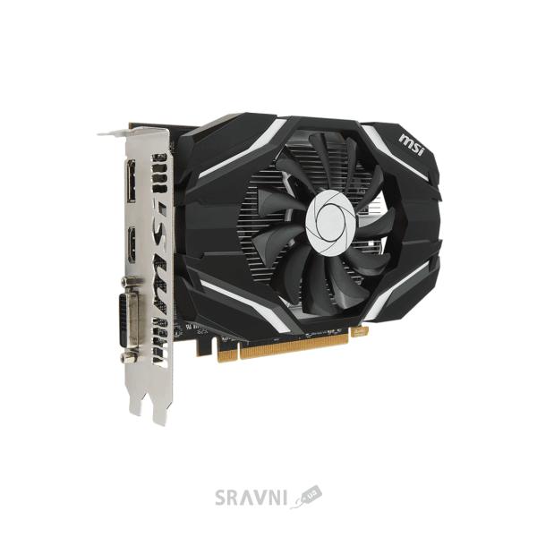 Фото MSI Radeon RX 460 2G OC
