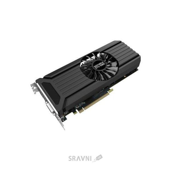Фото Palit GeForce GTX 1060 StormX 6Gb (NE51060015J9-1061F)