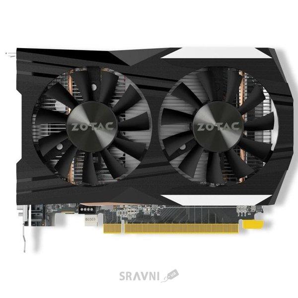 Фото Zotac GeForce GTX 1050 OC 2Gb (ZT-P10500C-10L)