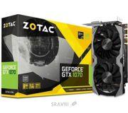 Фото Zotac GeForce GTX 1070 Mini 8Gb (ZT-P10700G-10M)