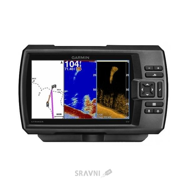 Фото Garmin Striker 7dv