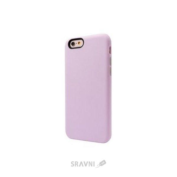 Фото Ozaki O!coat Macoron iPhone 6 Lavander (OC563LV)