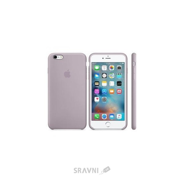 Фото Apple iPhone 6s Plus Silicone Case - Lavender (MLD02)