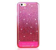 Фото Bling My Thing Vogue Cascade розовый iPhone 6 (IP6-VG-PKG-IRL)