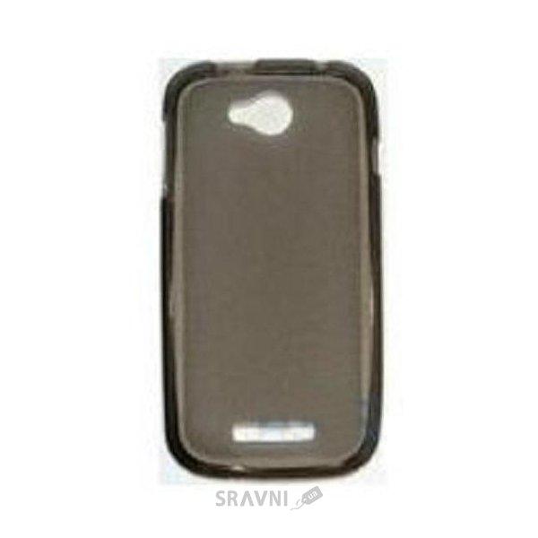 Фото Celebrity TPU case Lenovo A656, A766 Black