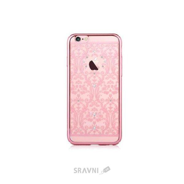 Фото Devia Baroque для iPhone 6/6s Plus Rose Gold (8822)