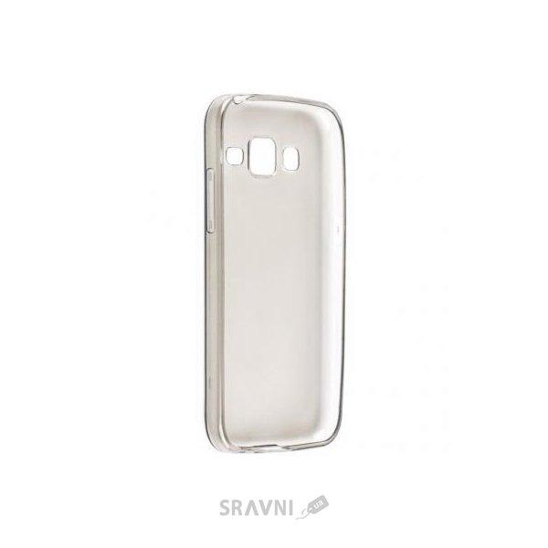 Фото Drobak Ultra PU Samsung Galaxy Core Prime G360H/G361H Grey (212940)