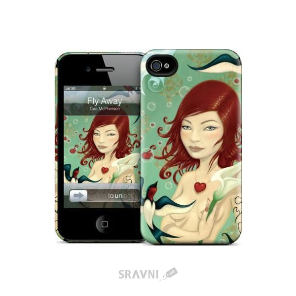 Фото Gelaskins Hard Case for iPhone 4/4S How They Fly Away So Easily