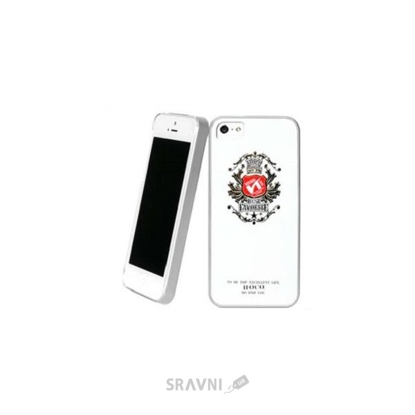 Фото Hoco British Style iPhone 5 HI-P010Cr Crown