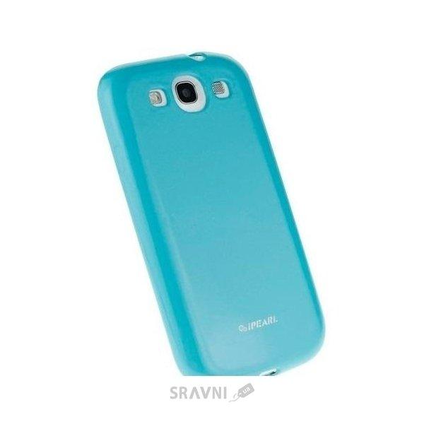 Фото iPearl Fresh TPU case Samsung Galaxy S3 blue (IP12-GS3-08301D)