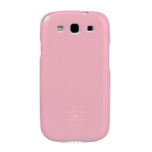 Фото iPearl Fresh TPU case Samsung Galaxy S3 pink (IP12-GS3-08301E)