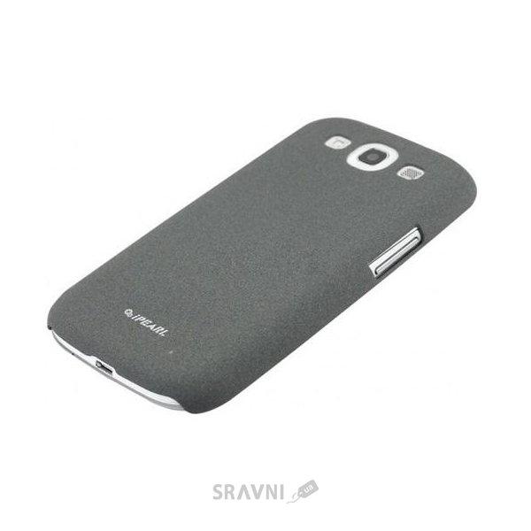 Фото iPearl Villus Matte case Samsung Galaxy S3 grey (IP12-GS3-08201B)