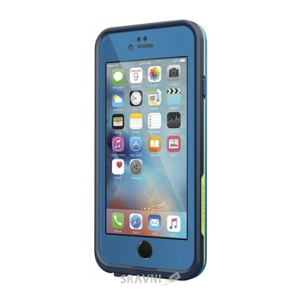 Фото LifeProof 77-52566 FRE Banzai Blue for iPhone 6s/6